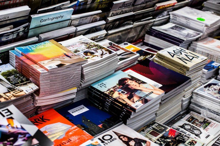 L'età dell'oro delle riviste