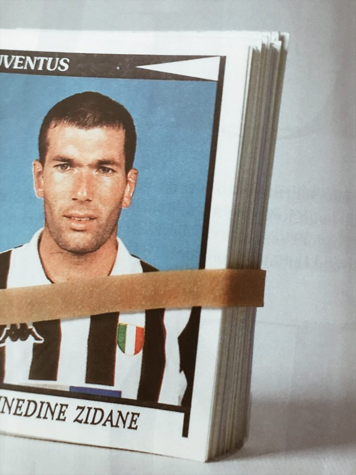Zidane, l'epifania della bellezza