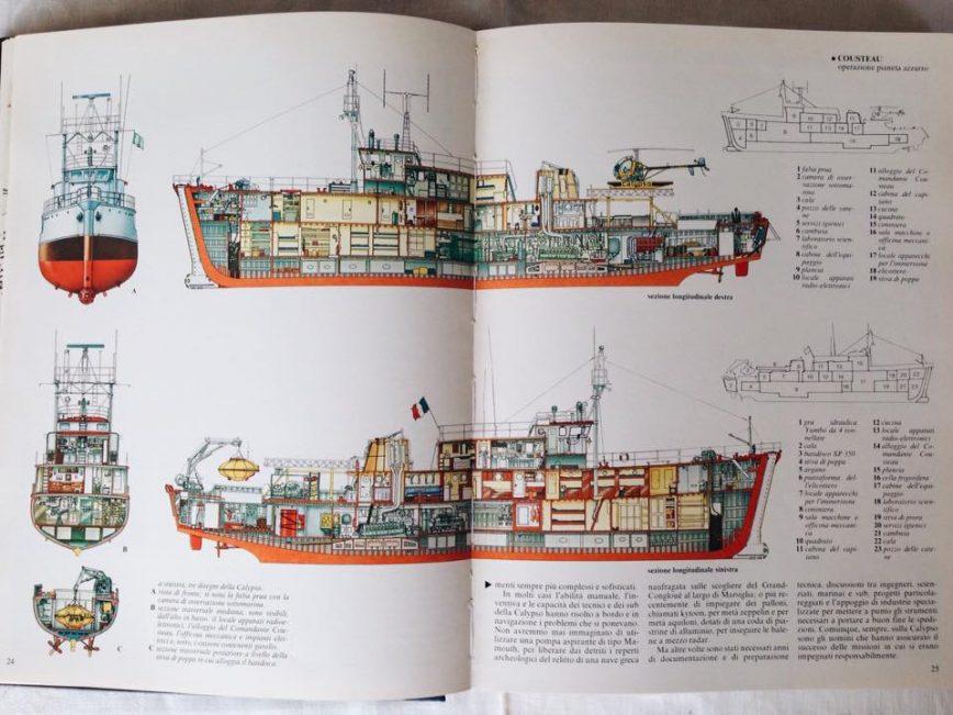 Epica di Cousteau, inventore del mare
