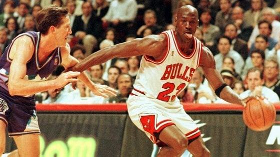 Michael Jordan come esperienza religiosa
